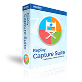 Try the Replay Capture Suite