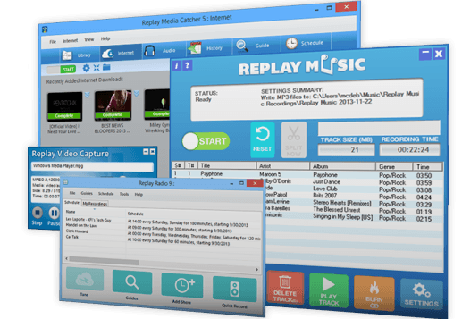 Download ANYTHING with the Replay Capture Suite