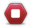 Screenshot: The N stream catching software (Replay Media Catcher 4): Stop button