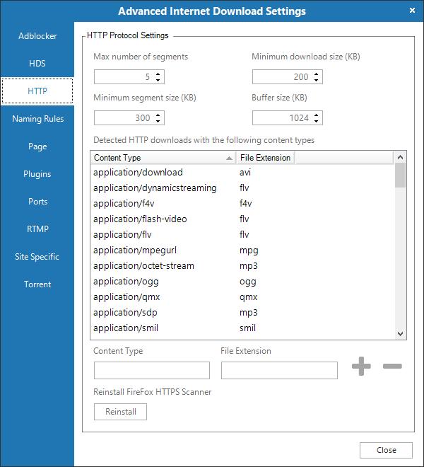 settings-http