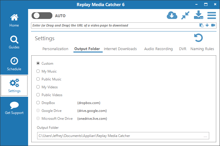 Replay Media Catcher 7 User Guide