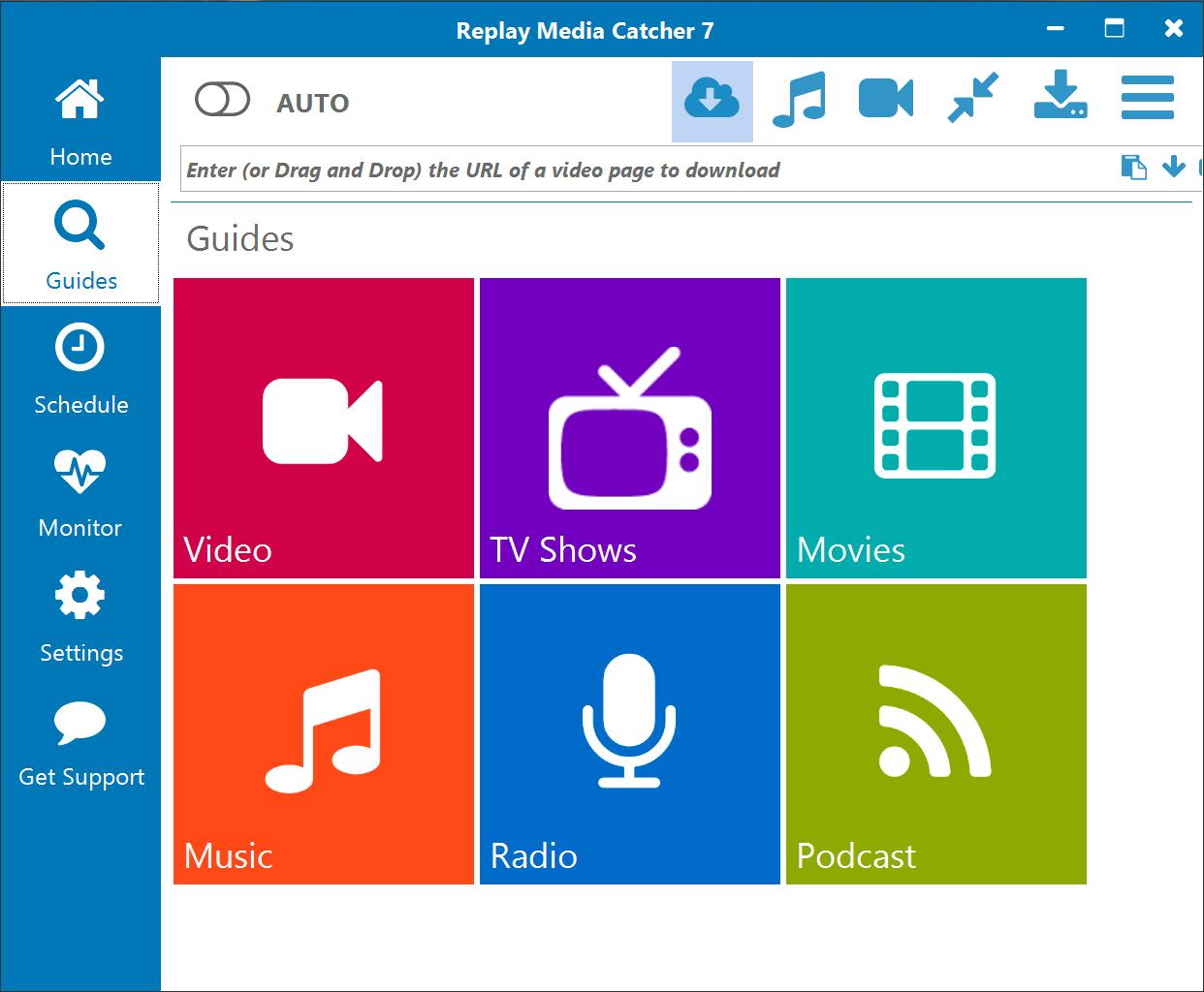 Replay Media Catcher 7 User Guide : Applian Technologies