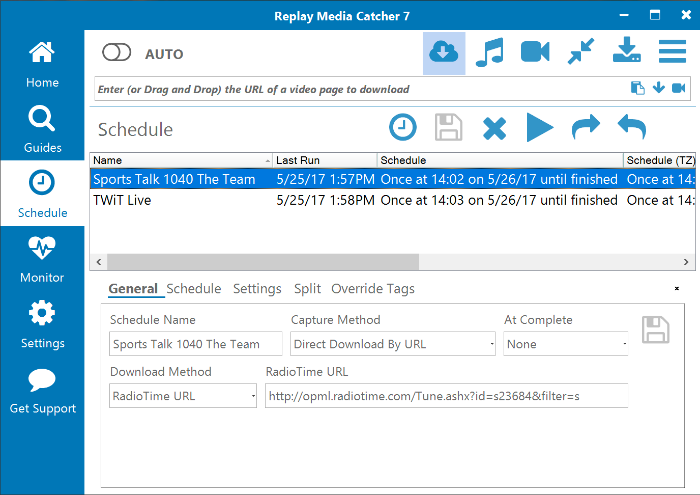 Replay Media Catcher 7 User Guide : Replay Media Catcher for