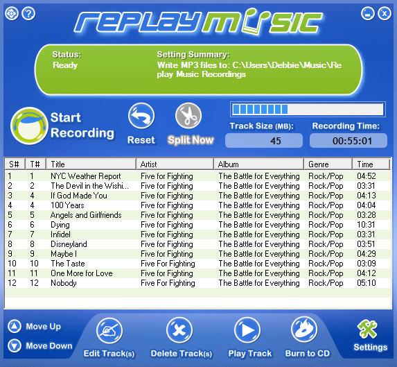 Replay Music 3