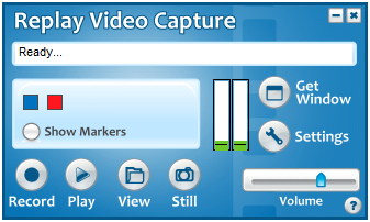 Record high quality video from web sites, DVDs or anything that plays on your PC