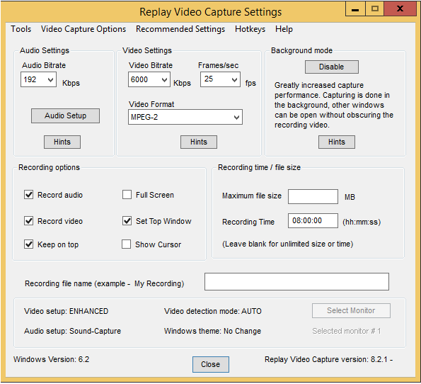 Replay Video Capture 8 User Guide